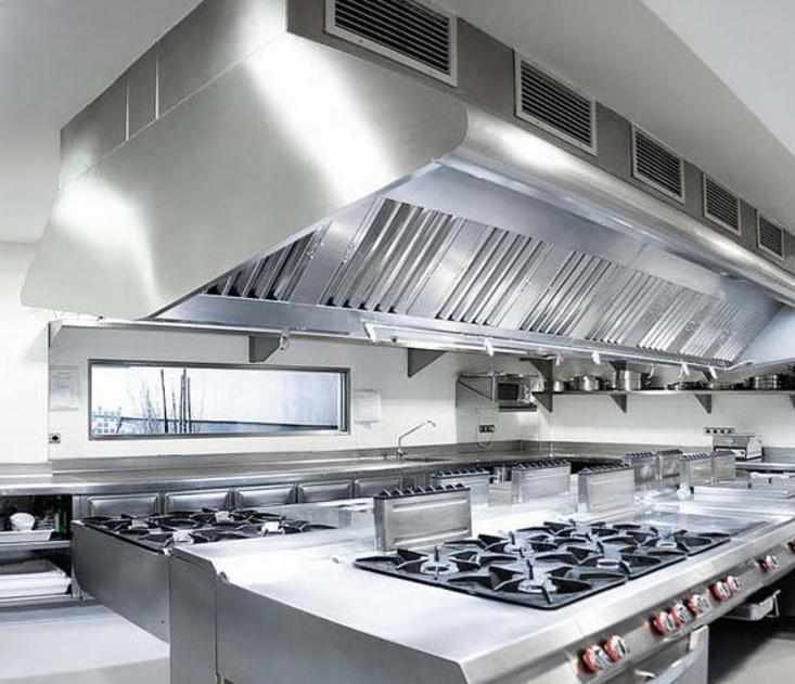 Design A Commercial Kitchen: Quality Restaurant Equipment