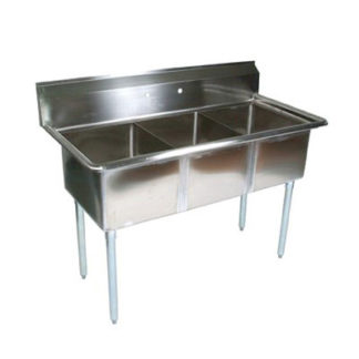 Used Compartment Sink
