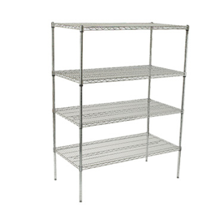 Winco VCS-1836 Wire Shelving Unit