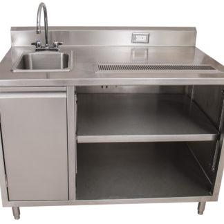 BK-Resources BEVT-3072L Beverage Table