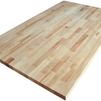 "BK-resources MFT-9636 1-3/4"" Hard Maple Flat Replacement Tops"