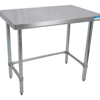 BK-resources SVTOB-7230 Open Base- Flat Top Tables