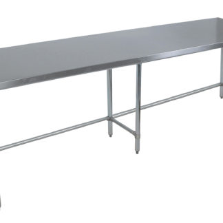 BK-resources SVTOB-9630 Open Base- Flat Top Tables
